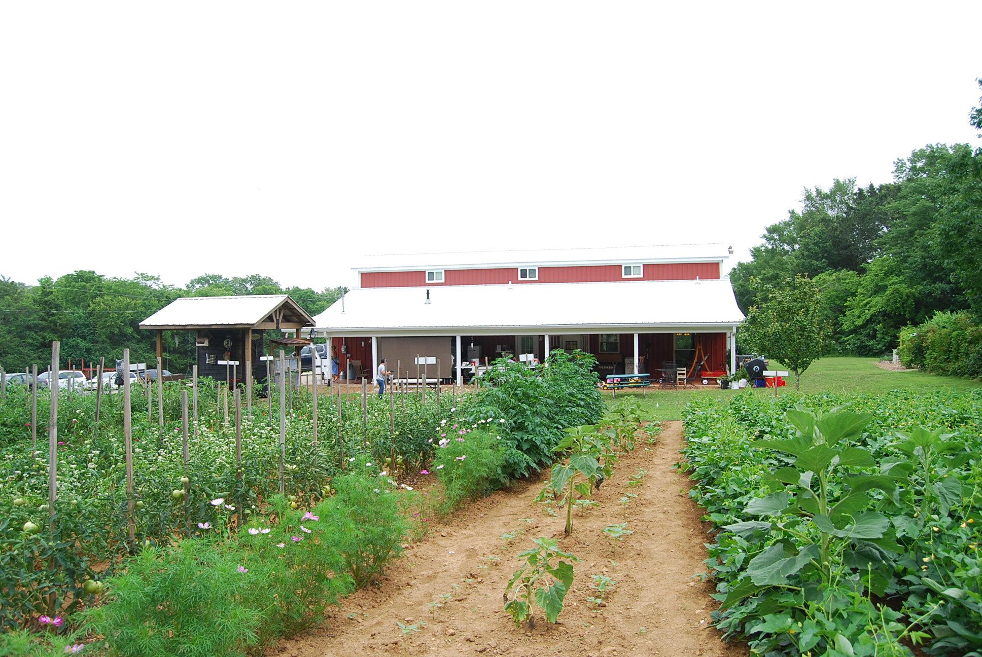 Dirt Rich Farmhouse