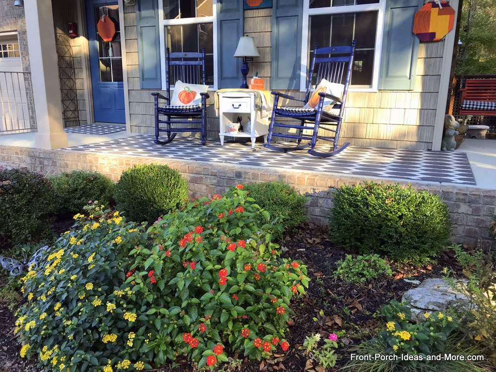 Cottage Porch Garden Gallery